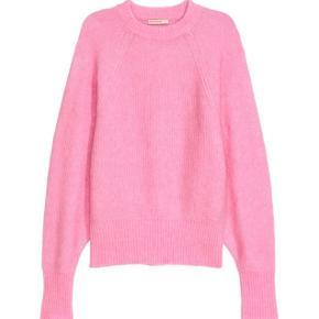 H&M mohair sweater i str. S  Aldrig brugt!