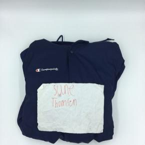 Supreme x Champion Jacket  Size Medium  Condition 8  Fitter stort