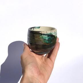 Ruku unika japansk inspireret kop/potte