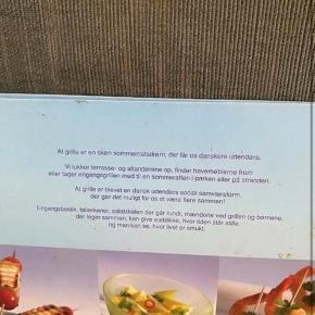 Grill under åben himmel  -fast pris -køb 4 annoncer og den billigste er gratis - kan afhentes på Mimersgade 111 - sender gerne hvis du betaler Porto - mødes ikke andre steder - bytter ikke