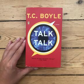 T.c. BoyleTalk talk English  New book