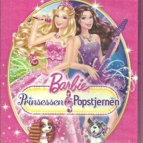 3002 - Barbie nr. 20 (DVD  Dansk Tale - I FOLIE