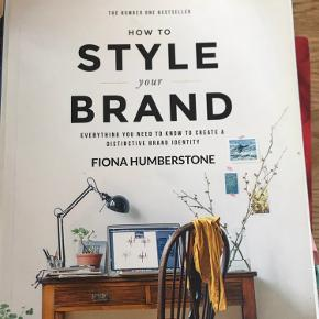 How to style your brand, Fiona humberstone