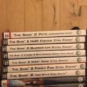 Sims 2 samlet pris