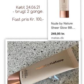 Nude by Nature makeup