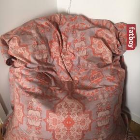 Original Fatboy sækkestol i limited edition colorway (ikke tilgængelig mere). Ny pris 2200kr. Kom med et bud. Kan afhentes på Teglholmen.