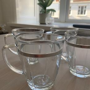 4 x kopper fra Rosendahl. Sælges samlet.