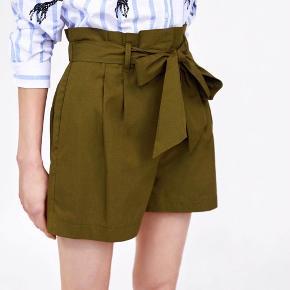 Shorts med bindebånd   BYD!