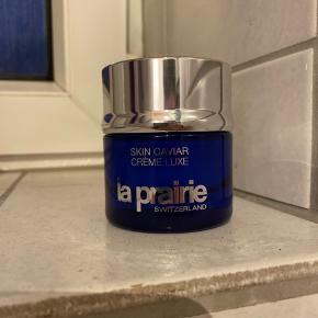 La Prairie caviar luxe creme (den klassiske) Helt ny, aldrig brugt eller åbnet, og stadig forsejlet under låget.  Nypris 3550 Sælges for 2500