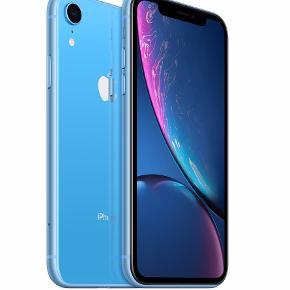 Helt ny Iphone XR i blå med 64GB sælges Det er en ombytningsenhed det er givet via forsikring, men da jeg i mellemtiden købte en ny sælges denne  Sendes fra Aalborg