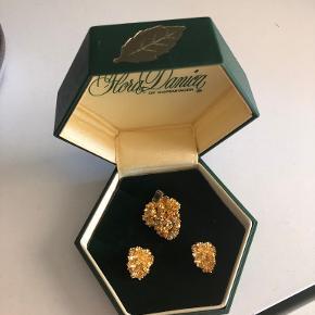 Flora Danica smykkesæt