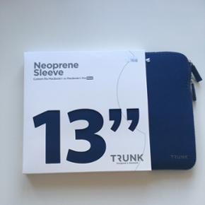 Spritnyt Macbook cover til en 13'er. Fejler intet, sælges blot da jeg fik 2 af slagsen.