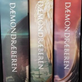 Sælger denne skønne bogserie. Bøgerne er læst en enkelt gang og er i pæn stand. Sælges kun i samlet serie. Prisen er fast.  Ved forsendelse betaler køberen for portoen  :)