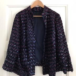 Paillet blazer - vintage  KOM MED ET BUD :)