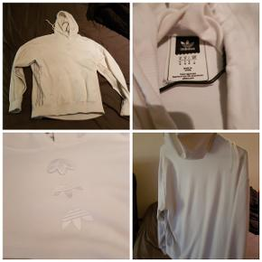Adidas sweatshirt i tynd kvalitet Str medium Pris 250 med fragt   Skriv på 30353139