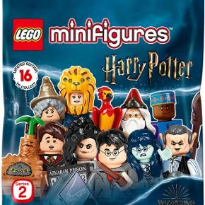 Flere andre minifigures haves.