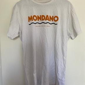 T-shirten er lidt lang i den😀