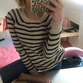 Ganni strik sweater