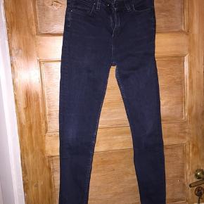 Str. W27 L31 - Lee jeans - brugte,  men er sindsyg fede - højtaljede