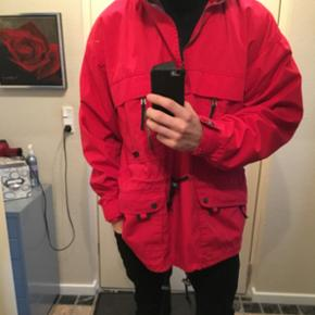 McKinley anorak jakke vinterjakke Str S fitter stort