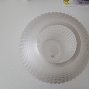 Stor glasvase