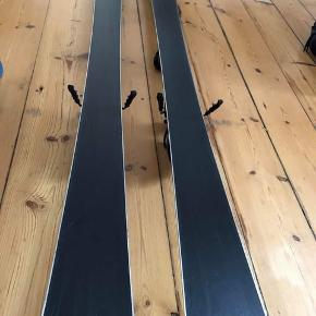 Super K2 All terrain rocker/ all mountain ski 120•76•104 Radius: 14m 160cm