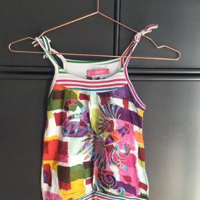 Top, 8 stk. Toppe og skjorte, Blandet, str. findes i flere str.  7 søde pige toppe og 1 sommer skjorte fra mærker som Petit Bateau, Desingual, Rosemunde, Zara, HM, str. 5-6 år