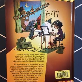Første bog i serien Esme og Igor af Bodil El Jørgensen. Krimi til de yngste.