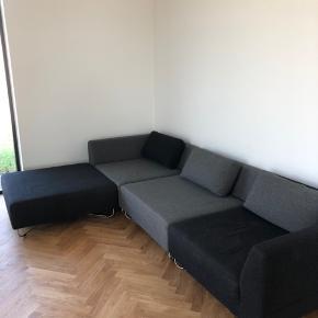 Bolia Orlando modul sofa sælges.