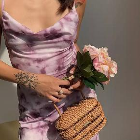 Batik mønstret kjole