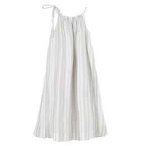 Skall Studio Deauville kjole. Str. M. 100 % hør. Aldrig brugt.