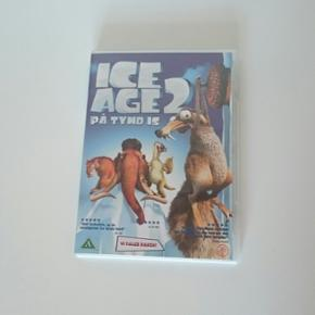 Ice age 2 På tynd is DVD