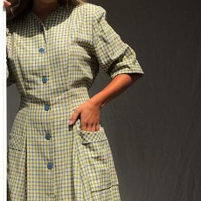 Smuk vintage kjole. Kan passe Xs-S