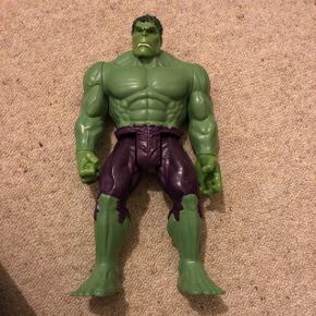 Hulk stor størrelse