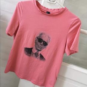 Super fin T-shirt fra Vero Moda!  Fejler intet.
