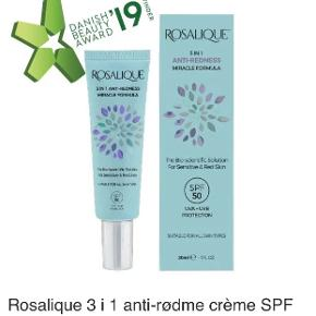 Rosalique makeup