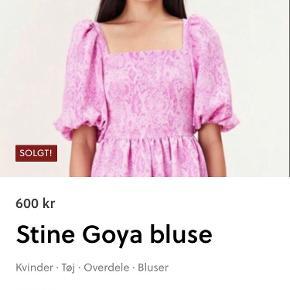 Stine Goya top