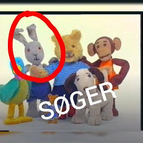 SØGER SØGER SØGER Mangler MEGET Kalle Kanin bamse fra serien PS Bamse (Krea producerede ham) Stand ligegyldig
