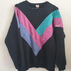 Lækker vintage sweater Kan passes fra str S-L