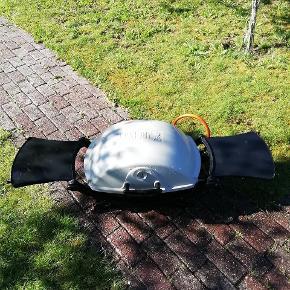 Weber Q220 gas grill