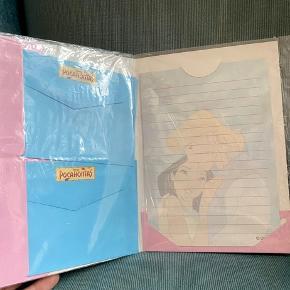 Pocahontas brevpapir   - fast pris -køb 4 annoncer og den billigste er gratis - kan afhentes på Mimersgade 111. Kbh n - sender gerne hvis du betaler Porto - mødes ikke andre steder - bytter ikke