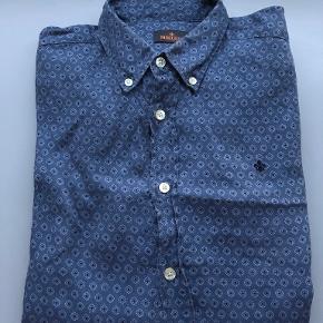 Morris Stockholm skjorte