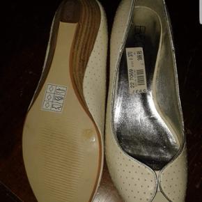 Vagabond sko str 37 aldrig brugt