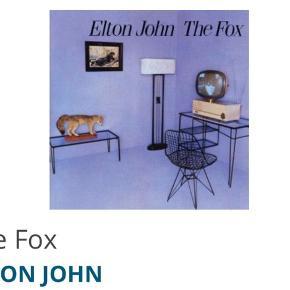 Elton John CD sælges uåbnet