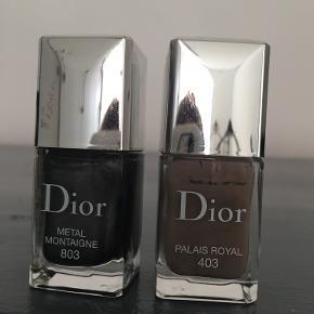 Christian Dior negle & manicure