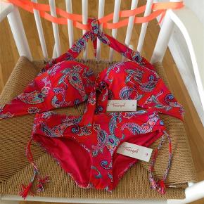 b344a71a Brand: Triumph Paisley Folk Varetype: Bikini smukke farver Størrelse: 80 F/  42
