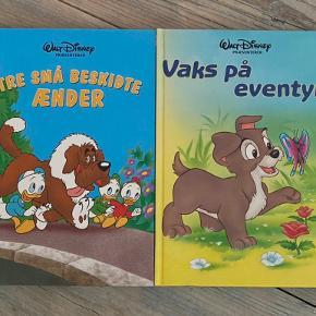 Anders And bogklub bøger  Står som nye  Prisen er 20; stk