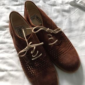 Ruskindssko, aldrig brugt da de er for smalle til mine fødder 👣👣