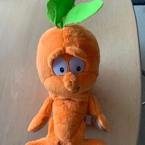 Gulerods bamse sælges