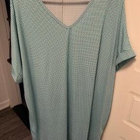 🌼 Aldrig brugt. Super fin oversize kjole. 🌼 Køb foregår med mobilepay.  🌼 Man er velkommen til at spørge efter flere billeder/informationer om varen.